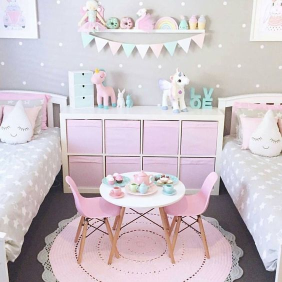 12 Decorating Ideas For Kids' Room
