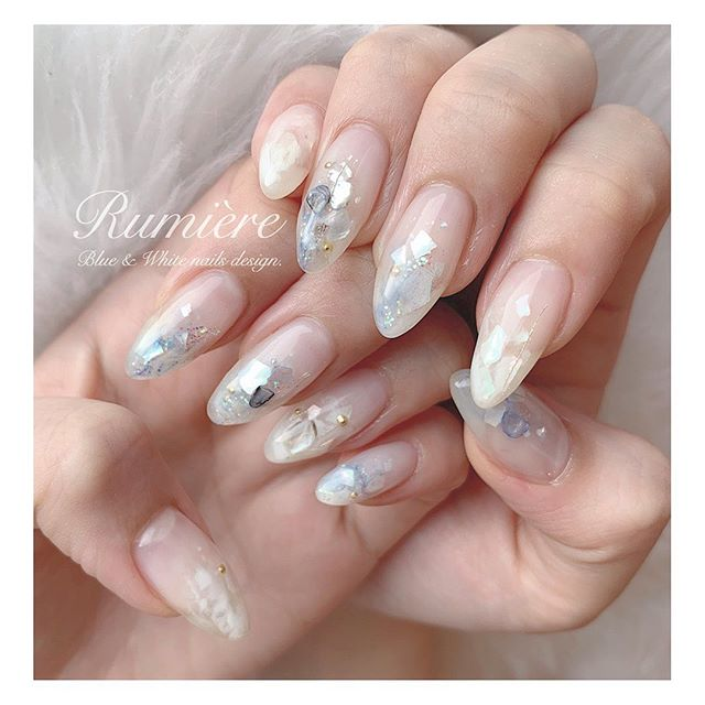 36 Wedding Nail Art For Brides Ideas