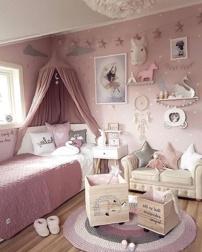 The gentle and romantic pink makes home life vibrant Pink furniture, home design, home decoration, colorful home