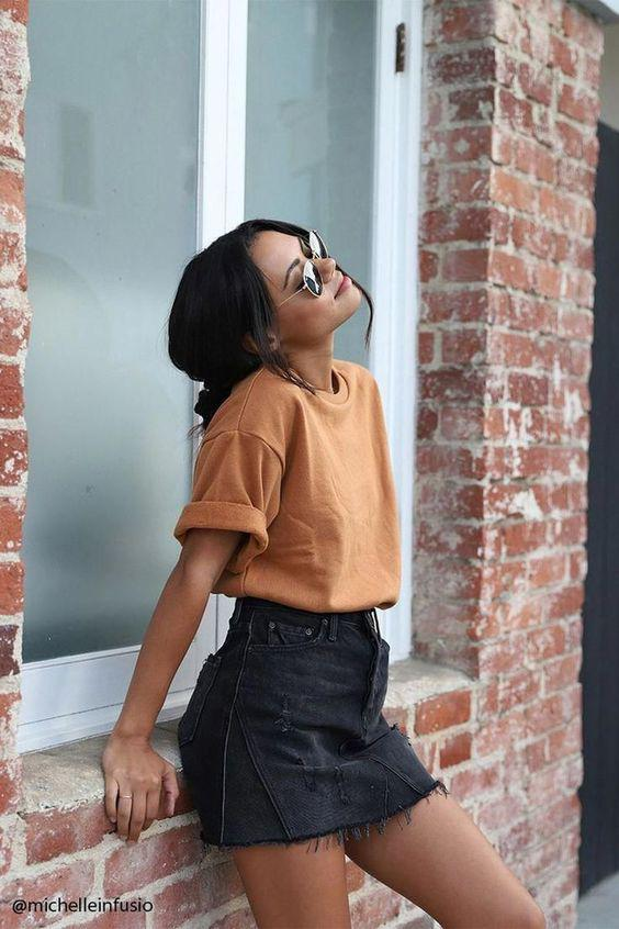 35 Dazzling Summer Casual Outfits Trend in 2020 summer outfits, T shirts, casual outfits, jeans